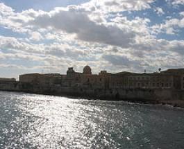 L'isola di Ortigia Siracusa