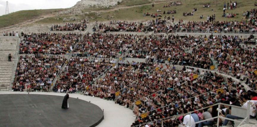 Spettacoli Teatro Greco Siracusa del 2008